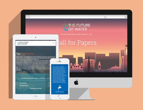 The Future of Water – Website