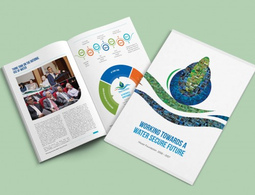 The Future of Water – 2 Year Report